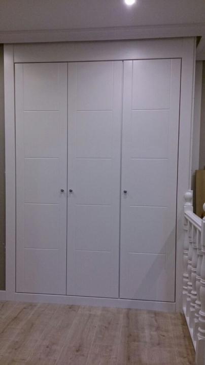Carpinter a en palencia y ebanister a en palencia - Lacar puertas en blanco presupuesto ...
