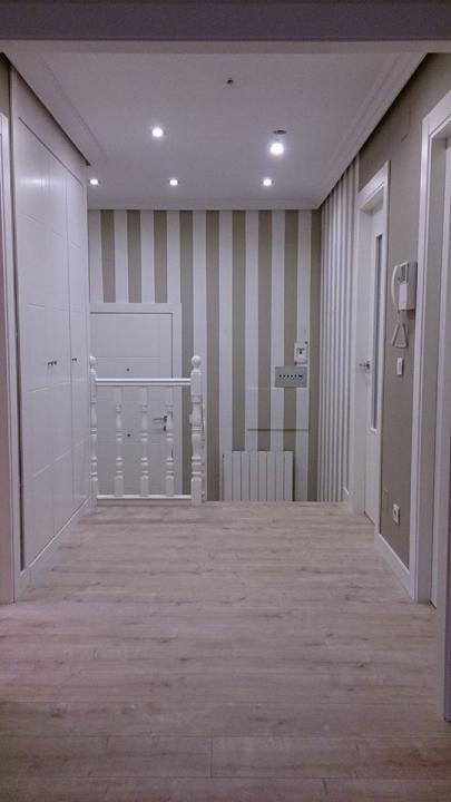 Puertas de interior carpinter a y ebanister a en palencia - Puertas lacadas en blanco ...